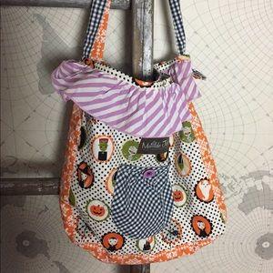 Matilda Jane Trick or Treat Bag EUC